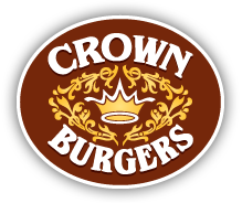 Crown Burger Logo